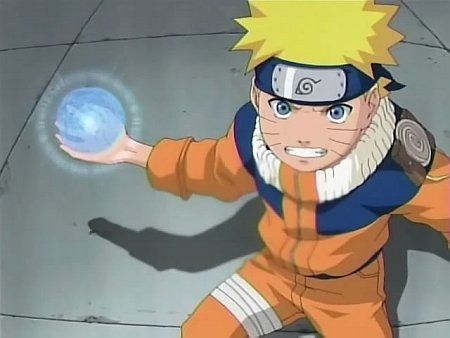Rasengan for Tecnica modo 10